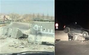 ورود دستگاه قضایی به حادثه تصادف جاده خرامه شیراز