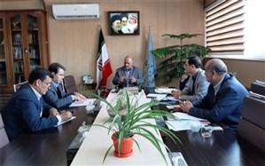 جلسه کار گروه استانی سرویس مدارس آذربایجان غربی برگزار شد