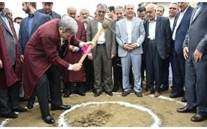 برگزاری آیین کلنگزنی ساخت 3 مدرسه در آققلا  با حضور سرپرست وزارت آموزشوپرورش
