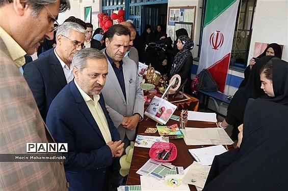 آیین افتتاحیه پایگاههای اوقات فراغت دانشآموزان خراسان رضوی