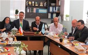 ستاد ویژه مدارس سمپاد استان یزد برگزار شد