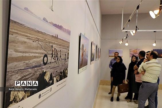 نمایشگاه اولین جشنواره ملی عکس دریاچه ارومیه