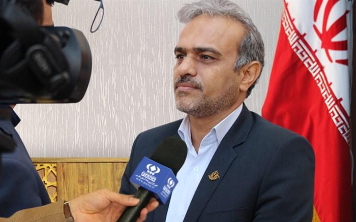 مهندس کلاری رئیس سازمان دانش آموزی فارس
