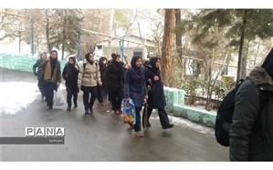 آغاز اردوهای یک روزه دانش آموزی در اردوگاه شهید چمران با هدف مهارت آموزی