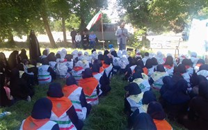 رییس آموزش و پرورش ایلخچی: اردوی دانش آموزی یک فضای تربیتی و تمرینی است