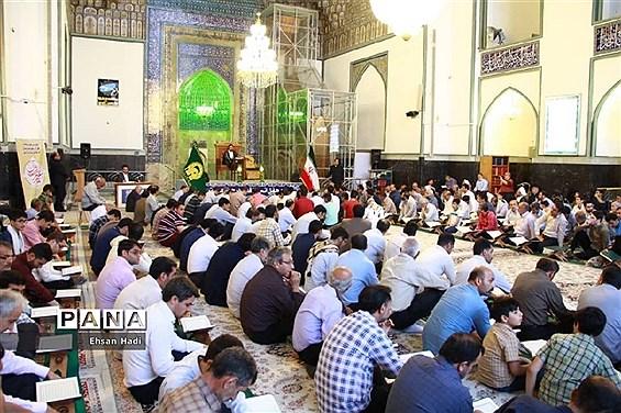 محفل انس با قرآن برگزیدگان قرآنی  سراسر کشور