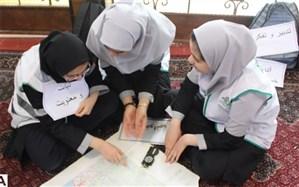 پیش اردوی ملی دانشآموزان پیشتاز استان همدان برگزار شد