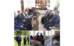 برگزاری جلسه شورای برنامه ریزی اداره دانش آموزی در شهرستان خلخال