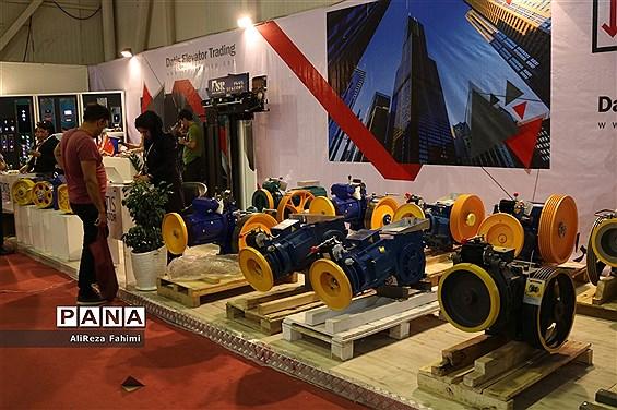 بیست و یکمین نمایشگاه بین المللی صنعت ساختمان در شیراز