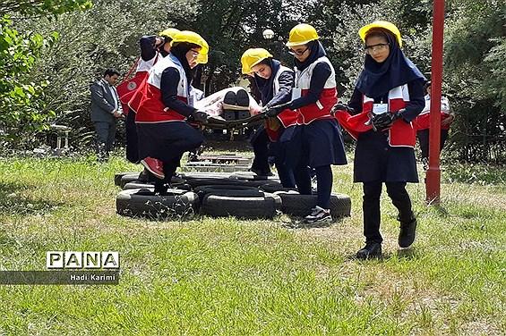 میزبانی هلال احمر مازندران از مرحله کشوری هفتمین المپیاد آماده آغاز شد