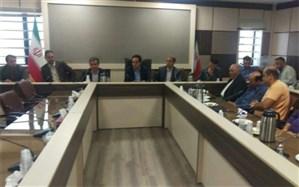 برگزاری جلسه بررسی مشکلات دامداران بخش صفادشت شهرستان ملارد