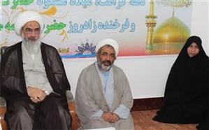 نماینده ولی فقیه  در استان و امام جمعه  بوشهر از شهر آب پخش بازدید کرد