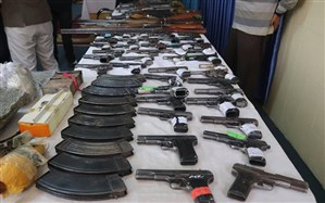کاهش وقوع جرائم مسلحانه در پایتخت
