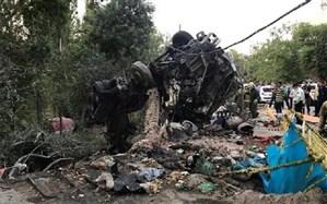 جزئیات تصادف مرگبار کامیون با دیوار باغ سفارت روسیه