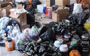 ۶ میلیارد تومان داروی قاچاق غیرمجاز در البرز کشف شد