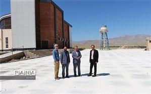 پیشرفت چشمگیر عملیات تکمیل اردوگاه شهید چمران