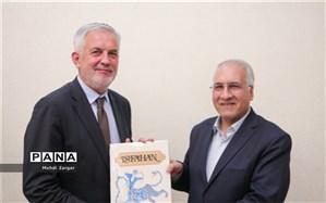 تولید انرژی پاک زمینه همکاری مشترک اصفهان و شهر پچ را فراهم می کند