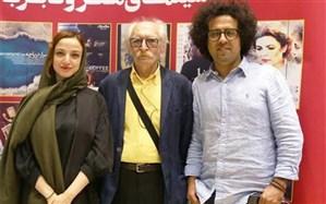 محمود دولتآبادی:«کارت پرواز» فیلم بسیار مهمی است