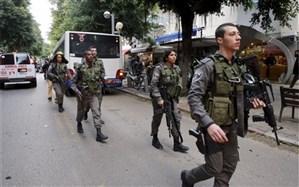 انفجار خودروی بمب گذاری شده در تل آویو
