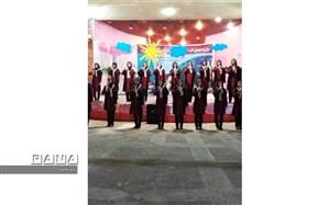 اختتامیه حضور دانش آموزان مناطق سیل زده در اردوگاه های رامسر برگزار شد