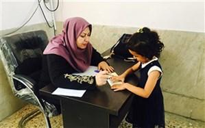 پایگاههای سنجش سلامت نوآموزان در شهرستان دشتستان فعالیت خود را آغاز کردند