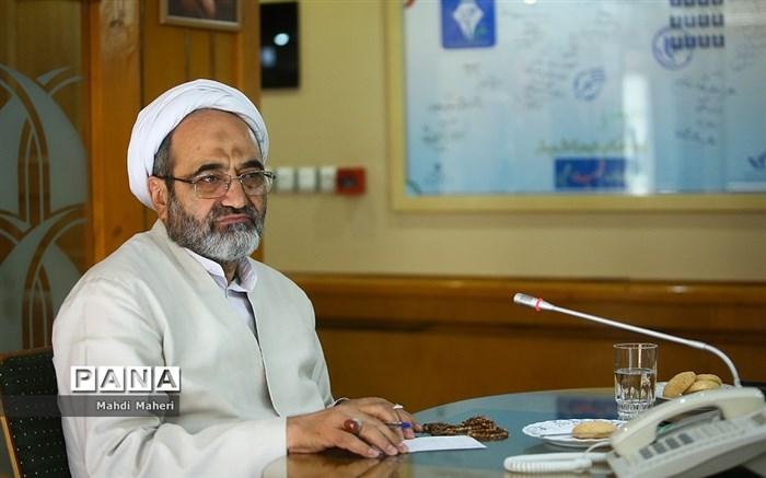 نشست خبری رئیس سازمان پژوهش و برنامهریزی آموزشی