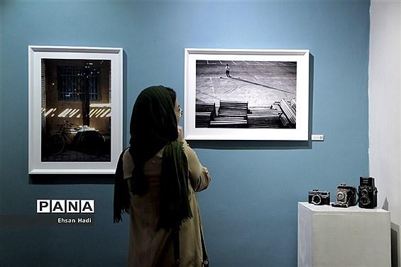 افتتاحیه نمایشگاه عکس ژوژمان پایان دوره فتو گرافیک دانشآموزان مشهدی