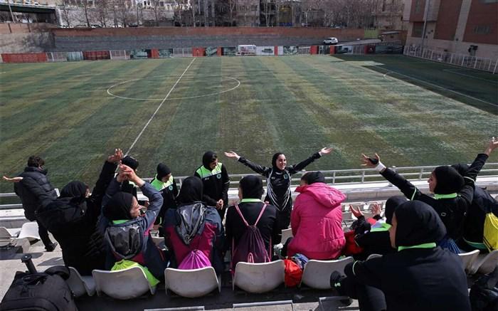 توسعه ورزش و فضاهای ورزشی برای بانوان دنبال میشود