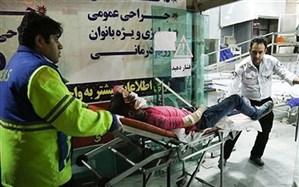 2 روایت از یک شب بستری در بیمارستان لقمان: آنچه خبرنگار دید، آنچه مسئولان میبینند