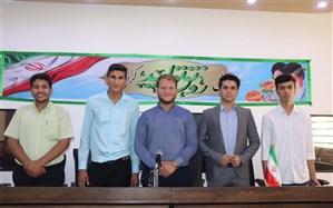 برگزاری سومین نشست اولین مجلس دانش آموزی شهرستانیِ خرمشهر