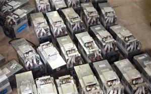 کشف ۱۰ دستگاه استخراج قاچاق ارز دیجیتال در سنندج