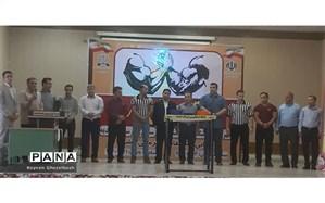 برگزاری مسابقات مچ اندازی آقایان قهرمانی باشگاه های استان خوزستان در شهرستان امیدیه