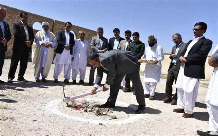 بازدید دکتر رخشانیمهر از فضاهای آموزشی حوزه بلوچستان