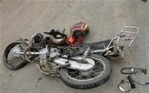 مرگ دو راکب موتور سیکلت در یزد