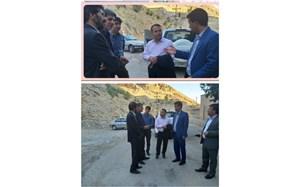 """برنامه  اجرایی نخستین اردوگاه دانش آموزی """"زرین آباد """"  در  ایلام  کلید خورد"""