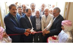 مدرسه خیرساز 5 کلاسه در روستای محروم سلطان آباد شهرستان سراب  افتتاح شد