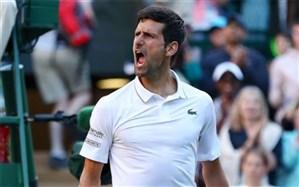 تنیس اوپن استرالیا؛ جووکوویچ فینالیست شد