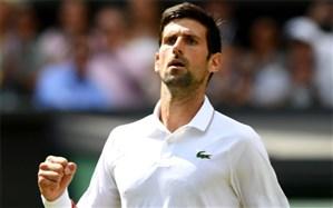تنیس اوپن ایتالیا؛جووکوویچ بدون دردسر فینالیست شد