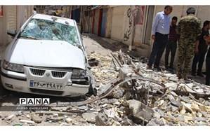 زلزله5.7ریشتری در  مسجدسلیمان و شهرهای شمالی استان خوزستان