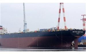 بلومبرگ: نفتکش انگلیسی از ورود به تنگه هرمز امتناع میکند