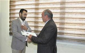 انتخاب مسئول بسیج دانشجویی دانشگاه آزاداسلامی واحد ملارد