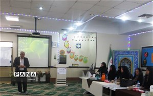 اولین نشست مدیران مدارس دخترانه دوره آموزش ابتدایی در منطقه 16