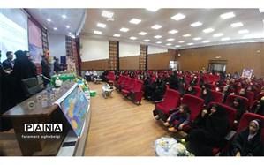 همایش برترین های بسیج دانش آموزی خواهران تربت حیدریه برگزار شد