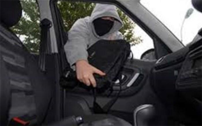 سرقت داخل خودرو