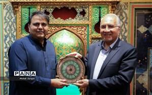 ابراز تمایل برای انجام مراودات علمی و توسعه گردشگری میان اصفهان و پاکستان