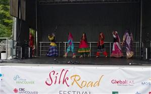 معرفی لباس های سنتی ایران و افغان در فستیوال راه ابریشم ونکوور کانادا