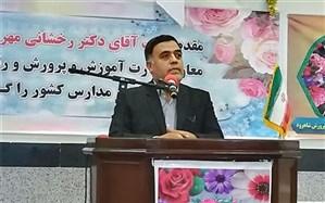 کمبود فضای آموزشی در شرق استان سمنان برطرف میشود