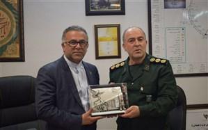 مدیرکل راه آهن قم به عنوان مدیر برتر بسیجی استان در سال ۱۳۹۷ انتخاب شد