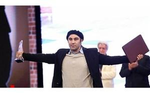 واکنش محسن تنابنده به سوتی یک برنامه تلویزیونی در استفاده از تصویرش