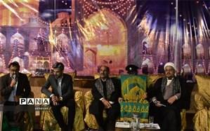 برگزاری جشن زیر سایه خورشید در بهاباد